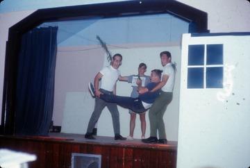 University of Detroit Chorus Collection: Camp Show - 1967