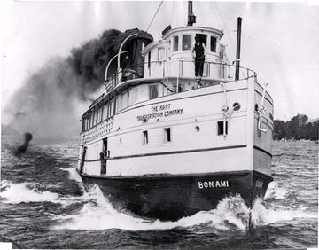 Fr. Edward J. Dowling, S.J. Marine Historical Collection: Bon Ami