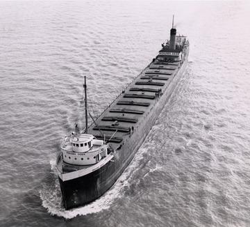 Fr. Edward J. Dowling, S.J. Marine Historical Collection: Mohawk Deer as rebuilt after the November, 1942 wreck.