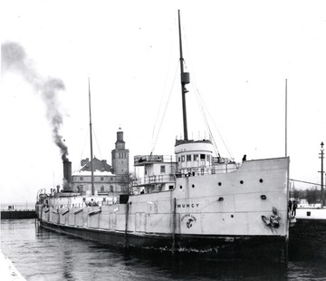 Fr. Edward J. Dowling, S.J. Marine Historical Collection: Muncy
