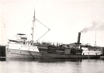 Fr. Edward J. Dowling, S.J. Marine Historical Collection: T.S. Christie