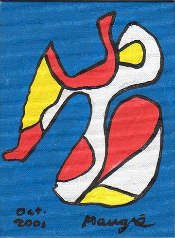 Maurice Greenia, Jr. Collections: Duck-like Shapes