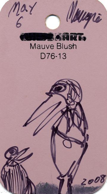 Maurice Greenia, Jr. Collections: Mauve Blush