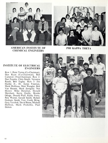 University of Detroit Yearbook Collection: Cut-Out A University of Detroit Record